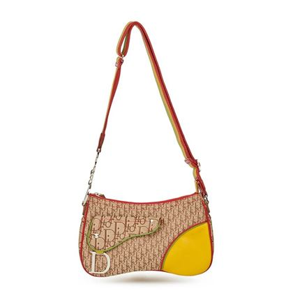 brown-monogram-canvas-yellow-calfskin-leather-rasta-crossbody-double-saddle-bag