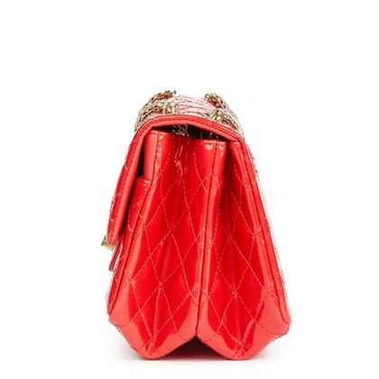 red-quilted-patent-leather-255-reissue-225-accordion-flap-bag