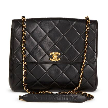 black-quilted-lambskin-vintage-classic-single-flap-bag-4