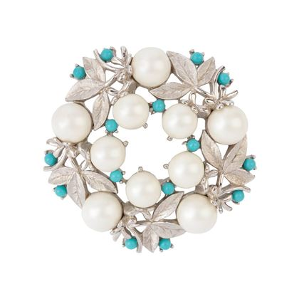 1950s-vintage-sarah-coventry-faux-pearl-brooch