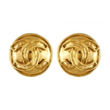 1994-vintage-chanel-outlined-statement-clip-on-earrings