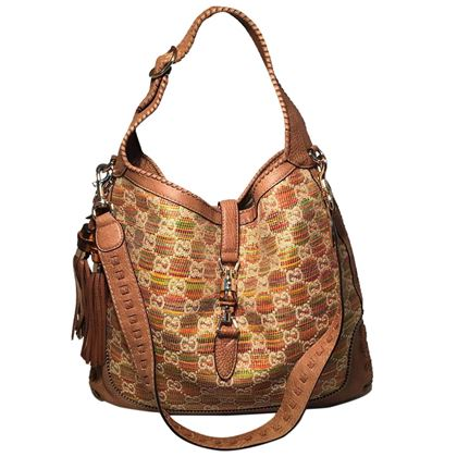 gucci-multicolor-gg-monogram-straw-and-tan-leather-new-jackie-shoulder-bag