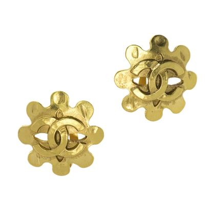 chanel-gold-abstract-earrings