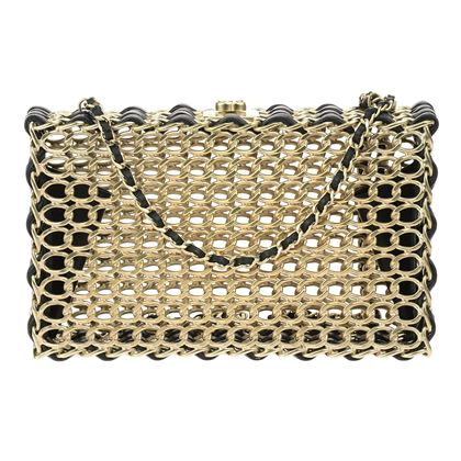 chanel-woven-brass-minaudiere-evening-bag-fall-2015