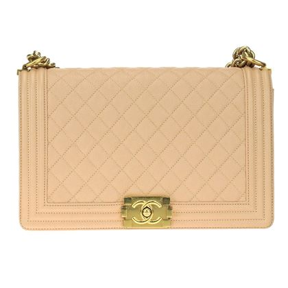 chanel-beige-caviar-leather-medium-boy-bag-ghw