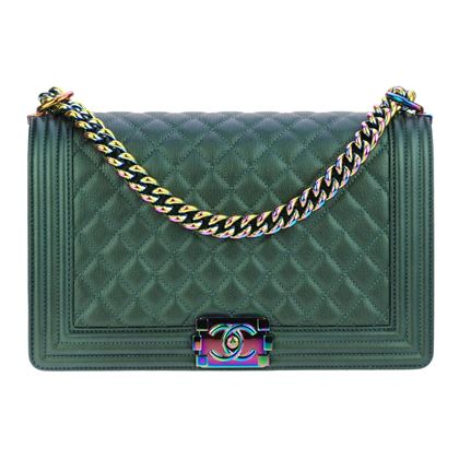 chanel-green-iridescent-mermaid-calfskin-leather-medium-boy-bag
