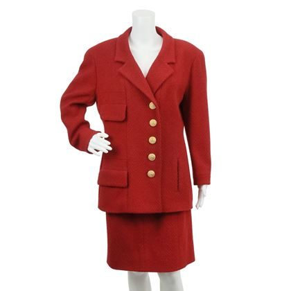 chanel-season-29-red-boucle-skirt-suit-set-fr-46