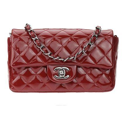 chanel-burgundy-red-patent-leather-mini-rectangular-flap-bag-rhw