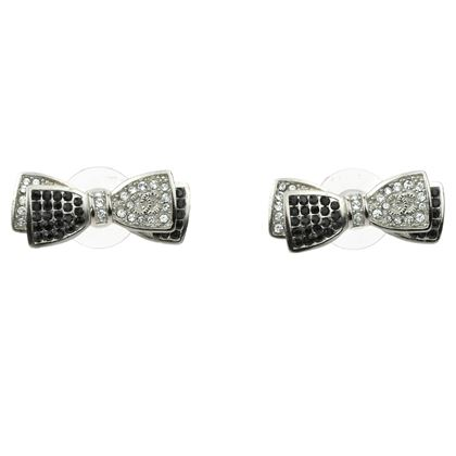 chanel-silver-b17-crystal-bow-earrings