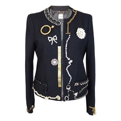 moschino-blue-vintage-wool-jewerly-jacket
