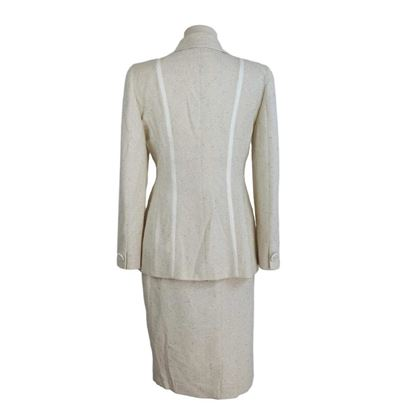 annalisa-ferro-suit-skirt-wool-and-cotton-vintage-white-silver