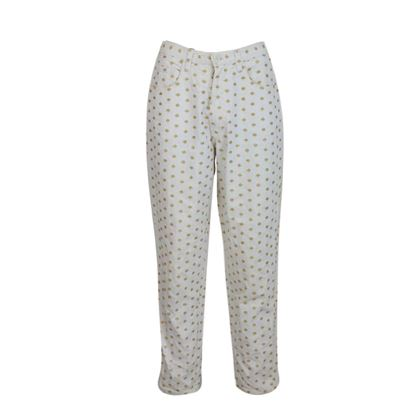 moschino-cotton-pants-vintage-white-gold