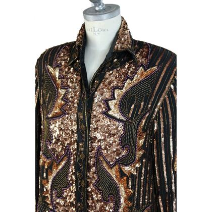 artisanal-vintage-black-shirt-with-paillettes-and-sequins