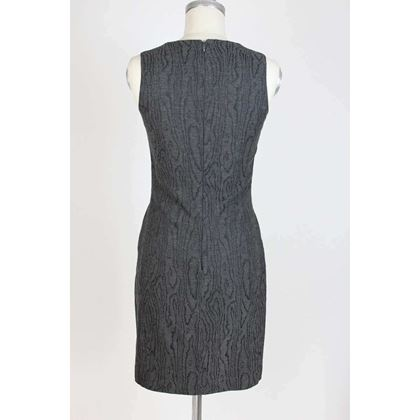 versace-jeans-couture-gray-vintage-sheath-dress