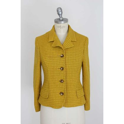 versace-jeans-couture-jacket-blazer-wool-vintage-yellow
