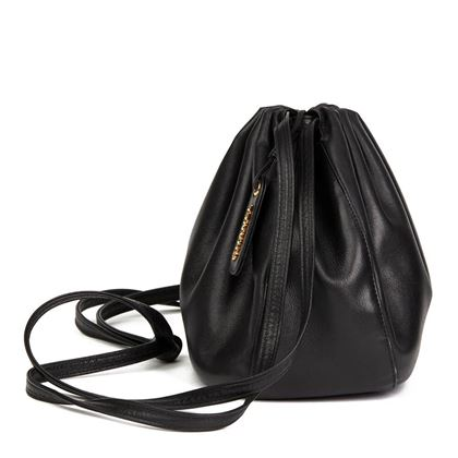 black-lambskin-vintage-timeless-bucket-bag-2
