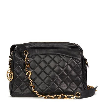 black-quilted-lambskin-vintage-timeless-charm-camera-bag