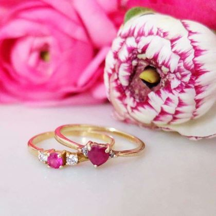 vintage-1980s-ruby-diamond-heart-9ct-gold-ring