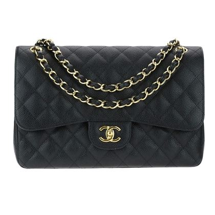 chanel-black-caviar-leather-jumbo-double-flap