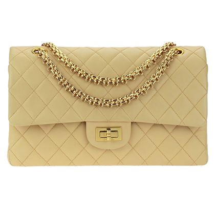 chanel-beige-lambskin-leather-reissue-255-bag-225