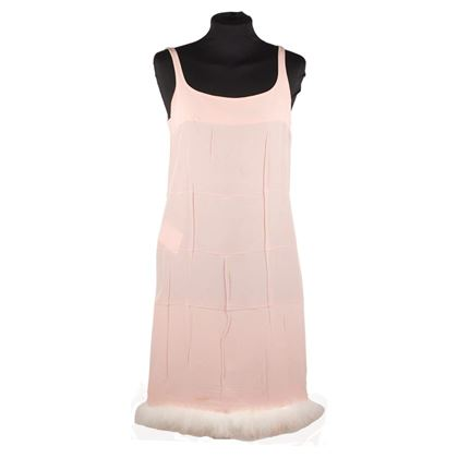 cami-dress-with-feather-trimmed-hem