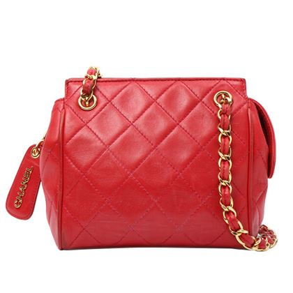 chanel-cc-mark-stitch-logo-charm-mini-handbag-red