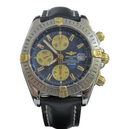 Picture of Breitling Stainless Steel & Gold Chronograph Automatic Mens Watch