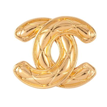1980s-vintage-statement-chanel-quilted-brooch