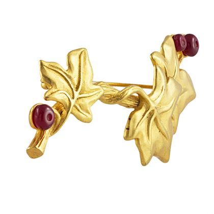 givenchy-ivy-brooch-in-gold-plate-and-resin