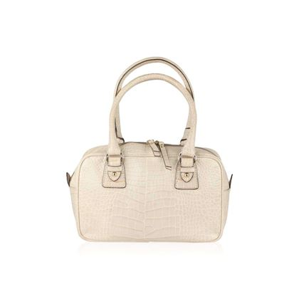 embossed-croc-leather-satchel