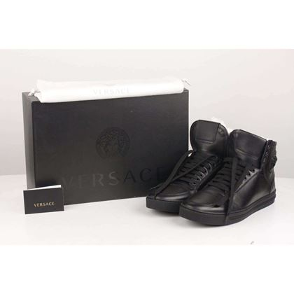 High Back Medusa Sneakers Shoes Size 43