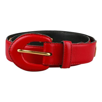 ysl-red-leather-belt