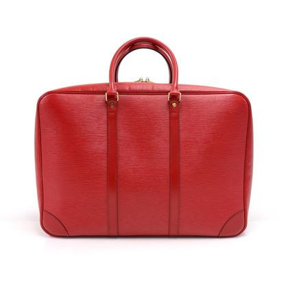 louis-vuitton-sirius-45-red-epi-leather-soft-sided-suitcase-travel-bag