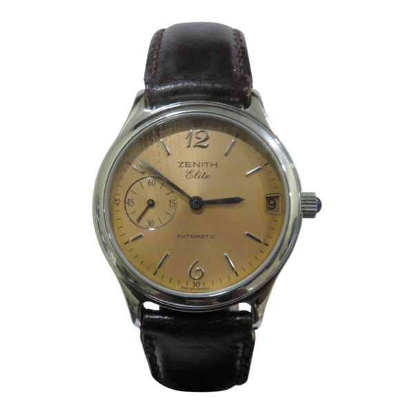 Picture of Zenith Elite Stainless Steel Automatic Mens Watch