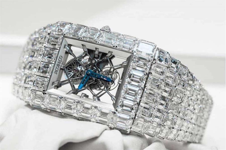 $18 million for a timepiece?