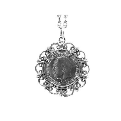 edwardian-george-v-1919-threepence-coin-sterling-silver-pendant-necklace-2