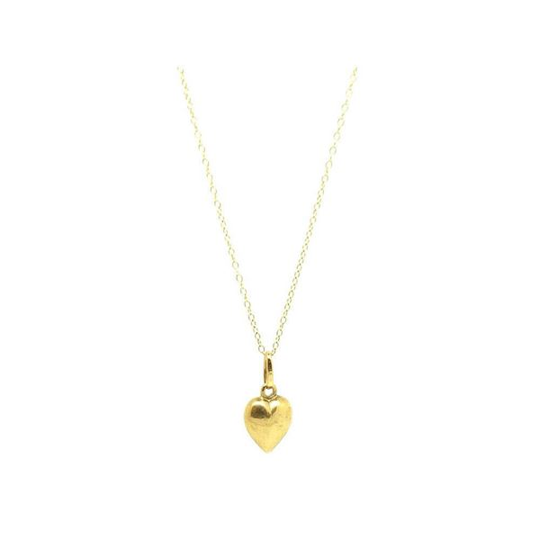 vintage-1970s-puffed-9ct-gold-heart-charm-necklace-2