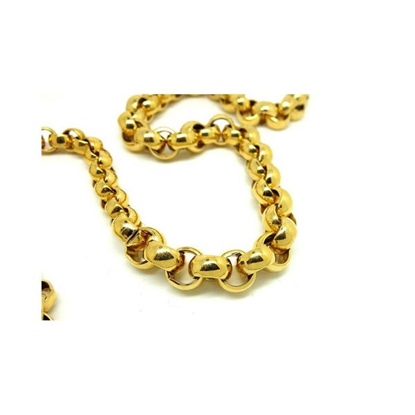 vintage-1980s-heavy-gold-plated-chain-necklace