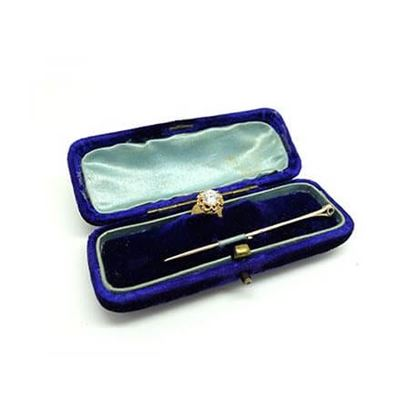 vintage-1960s-white-sapphire-9ct-gold-tie-pin-brooch