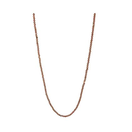 red-garnet-9ct-yellow-gold-beaded-choker-necklace