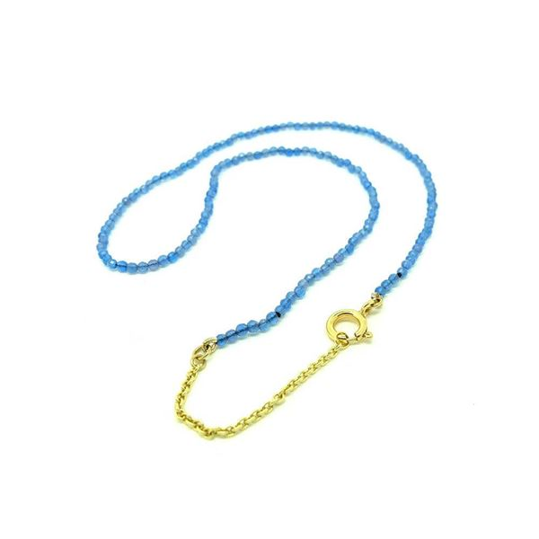 blue-agate-9ct-yellow-gold-beaded-choker-necklace