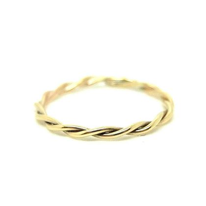 handmade-twisted-9ct-yellow-gold-ring-8