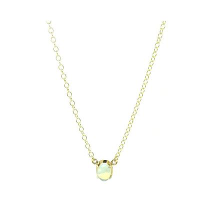 vintage-1970s-opal-9ct-yellow-gold-tiny-necklace
