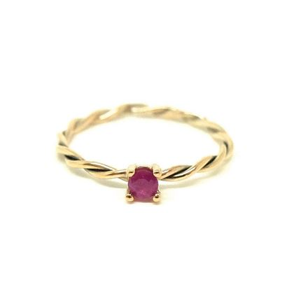 handmade-twisted-9ct-yellow-gold-ruby-ring-3