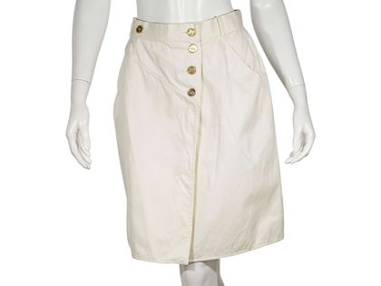 ivory-vintage-chanel-button-front-skirt