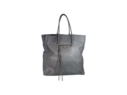 grey-balenciaga-leather-papier-a5-tote-bag-2