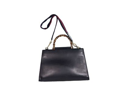 black-red-gucci-leather-nymphea-satchel-2
