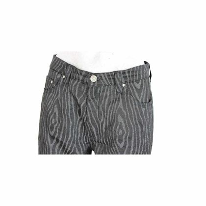 gianni-versace-trousers-spotted-lurex-vintage-black-gray