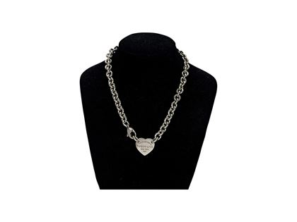 sterling-silver-tiffany-co-heart-chain-necklace