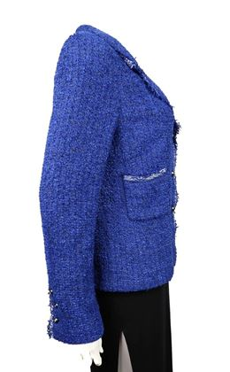 chanel-blue-tweed-jacket-pearl-cc-buttons-blazer-44-us-12-2005-05c-pre-owned-used